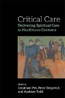 Critical Care: Delivering Spiritual Care in Healthcare Contexts (Paperback)