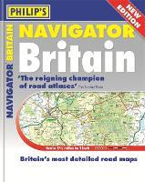 Philip's Navigator Britain Flexi (Paperback)