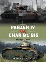 Panzer IV vs Char B1 bis: France 1940 - Duel 33 (Paperback)