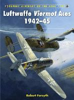 Luftwaffe Viermot Aces 1942-45 - Aircraft of the Aces 101 (Paperback)