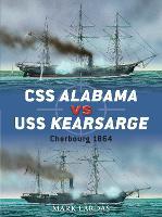 CSS Alabama vs USS Kearsarge: Cherbourg 1864 - Duel 40 (Paperback)