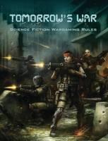 Tomorrow's War Science Fiction Wargaming Rules (Hardback)