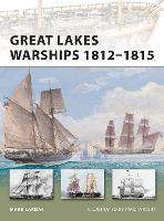 Great Lakes Warships 1812-1815 - New Vanguard 188 (Paperback)