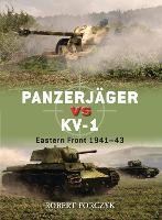 Panzerjager vs KV-1: Eastern Front 1941-43 - Duel (Paperback)