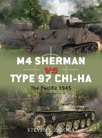 M4 Sherman vs Type 97 Chi-Ha: The Pacific 1945 - Duel 43 (Paperback)