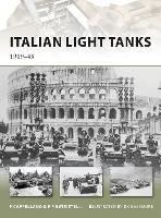 Italian Light Tanks: 1919-45 - New Vanguard 191 (Paperback)