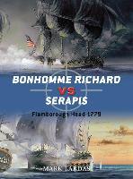 Bonhomme Richard vs Serapis: Flamborough Head 1779 - Duel 44 (Paperback)