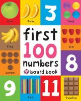 First 100 Numbers: First 100 Soft To Touch (Board book)