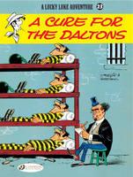 Lucky Luke: Cure for the Daltons v. 23 (Paperback)