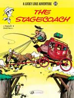 Lucky Luke: Stagecoach v. 25 (Paperback)