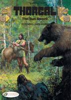 The Sun Sword - Thorgal v. 10 (Paperback)
