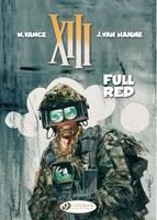 XIII: Full Red v. 5 (Paperback)