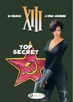 XIII: Top Secret v. 13 (Paperback)