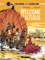 Valerian: Welcome to Alflolol v. 4 (Paperback)