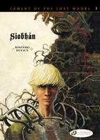 Lament of the Lost Moors: Siobhan v. 1 (Paperback)