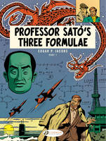 Professor Sato's Three Formulae: Part 1