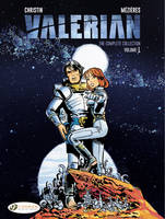 Valerian: The Complete Collection - Valerian & Laureline VOLUME 1 (Hardback)