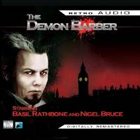 The Demon Barber: From the New Adventures of Sherlock Holmes (CD-Audio)