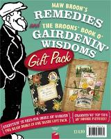Maw Broon's Remedies and the Broons' Book O' Gairdenin' Wisdoms Gift Pack (Hardback)