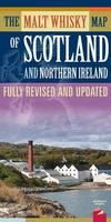 The Malt Whisky Map of Scotland and Northern Ireland - Folded Map (Sheet map, folded)