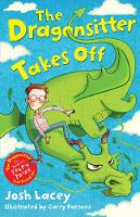 The Dragonsitter Takes Off - The Dragonsitter series (Paperback)