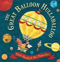 The Great Balloon Hullaballoo (Paperback)