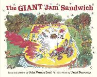 The Giant Jam Sandwich (Paperback)