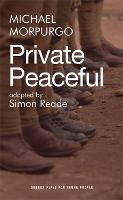 Private Peaceful - Oberon Plays for Young People (Paperback)