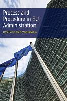 Process and Procedure in EU Administration (Paperback)