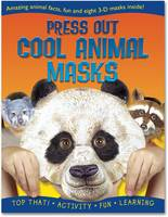 Press Out Cool Animal Masks