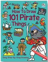 How to Draw 101 Pirates - How to Draw 101 (Paperback)