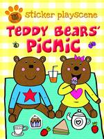 Teddy Bear Picnic: Sticker and Activity with Fold-out Playscene - Teddy Time Sticker Activity (Paperback)