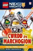 Cyfres Lego: 5. Cwrdd a'r Marchogion (Hardback)