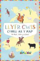 Cymru ar y Map: Llyfr Cwis (Paperback)