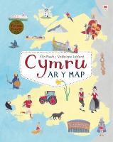 Cymru ar y Map (Hardback)