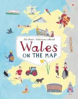 Wales on the Map (Hardback)