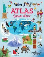 Atlas Lluniau Mawr (Hardback)