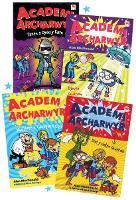 Pecyn Cyfres Academi Archarwyr (Paperback)