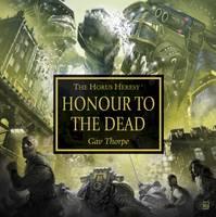 Honour to the Dead - The Horus Heresy (CD-Audio)