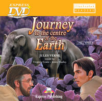 Journey to the Centre of the Earth Illustrated Reader DVD PAL/NTSC (DVD)