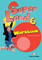 Superland 6 Workbook (Egypt) (Paperback)