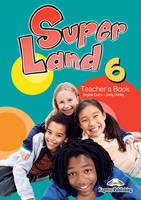 Superland 6 Teacher's Book (Egypt) (Paperback)