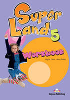 Superland 5 Workbook (Egypt) (Paperback)