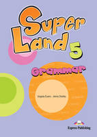 Superland 5 Grammar Book (Egypt) (Paperback)