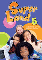 Superland 5 Teacher's Book (Egypt) (Paperback)