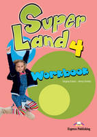 Superland 4 Workbook (Egypt) (Paperback)