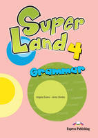 Superland 4 Grammar Book (Egypt) (Paperback)