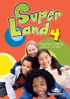 Superland 4 Teacher's Book (Egypt) (Paperback)