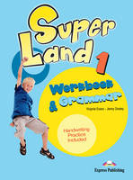 Superland 1 Workbook & Grammar (Egypt) (Paperback)