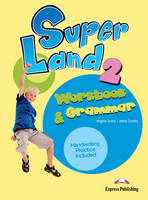 Superland 2 Workbook & Grammar (Egypt) (Paperback)